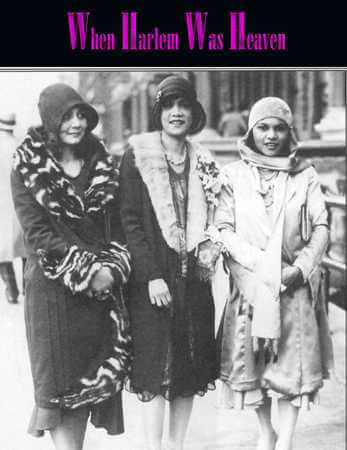 Harlem Belles, 1927, from the Schomburg Center for Research in Black Culture, New York
