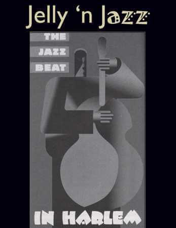 NEXUS illustration of jazz player. Brad Marks