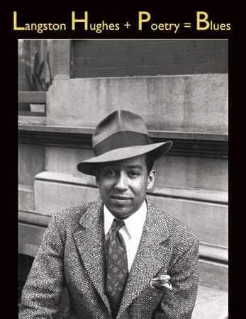 Langston Hughes, Photograph by Carl Van Vechten, 1939, Beinecke Rare Book and Manuscript Collection, Yale University