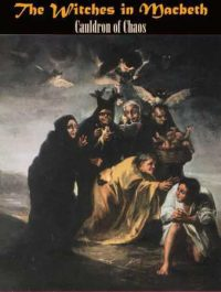 The Witches Sabbath, Goya, Museo Lazaro Galdiano, Madrid