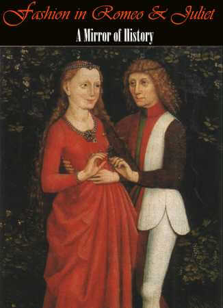 Detail from A Bridal Couple, anonymous, ca. 1470, Cleveland Museum of Art
